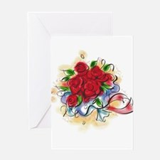 10x10_apparel floral roses copy.png Greeting Card