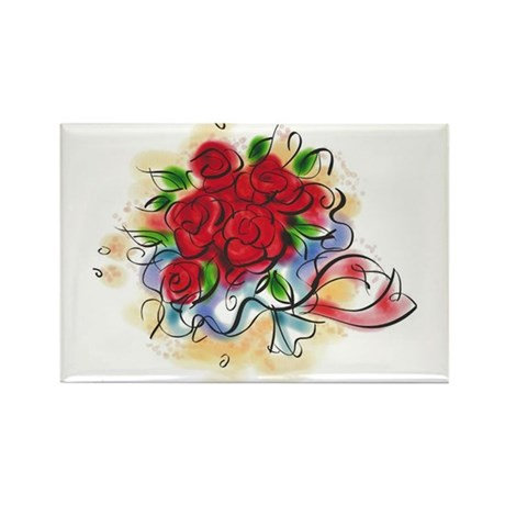 10x10_apparel floral roses copy.png Rectangle Magn