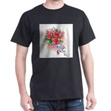 10x10_apparel roses bunch copy.png T-Shirt