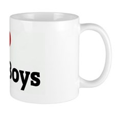 I Love Rugby Boys Mug