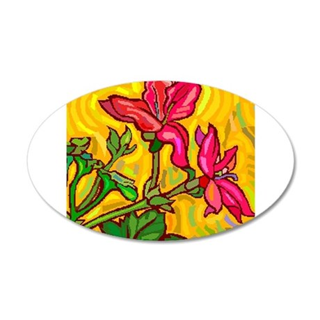 10x10_apparel floral bright copy.jpg 35x21 Oval Wa