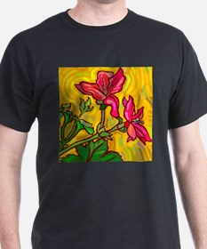 10x10_apparel floral bright copy.jpg T-Shirt