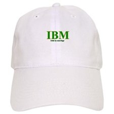 Irish by marriage Baseball Cap