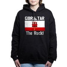 Gibraltar - Dark Hooded Sweatshirt