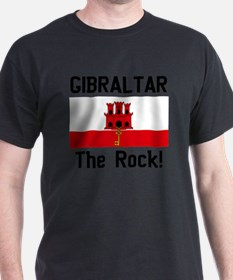 Gibraltar - Front and Back T-Shirt