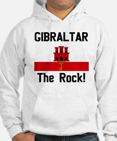 Gibraltar - Front and Back Hoodie