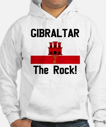 Gibraltar - Front and Back Jumper Hoody