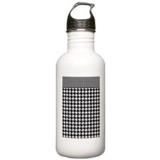 Black | White Houndsto Water Bottle