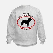 French Bulldog Mom Sweatshirt