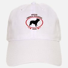 French Bulldog Mom Baseball Baseball Cap
