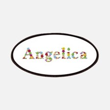 Angelica Bright Flowers Patch