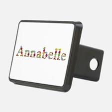 Annabelle Bright Flowers Hitch Cover