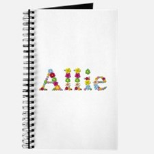 Allie Bright Flowers Journal
