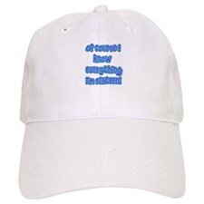 Knows everything Cap