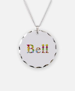 Bell Bright Flowers Necklace