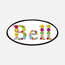 Bell Bright Flowers Patch