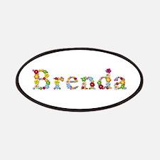 Brenda Bright Flowers Patch