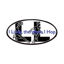 LL-I Lindy, therefore I Hop-LindyDance Patches