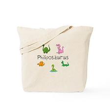 Philiposaurus Tote Bag