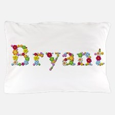 Bryant Bright Flowers Pillow Case
