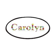 Carolyn Bright Flowers Patch