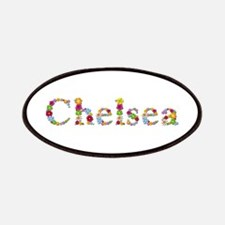 Chelsea Bright Flowers Patch