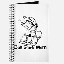 Ball Park Mom Journal