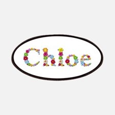 Chloe Bright Flowers Patch