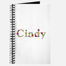 Cindy Bright Flowers Journal
