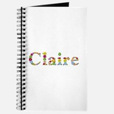 Claire Bright Flowers Journal