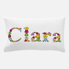 Clara Bright Flowers Pillow Case