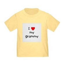 I love my grammy T