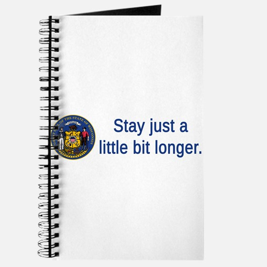 Wisconsin State Seal Motto #5 Journal