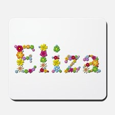 Eliza Bright Flowers Mousepad