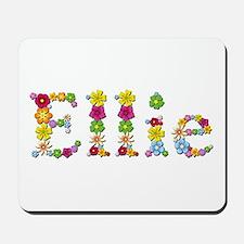 Ellie Bright Flowers Mousepad