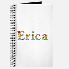 Erica Bright Flowers Journal