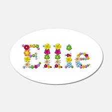 Ellie Bright Flowers Wall Sticker