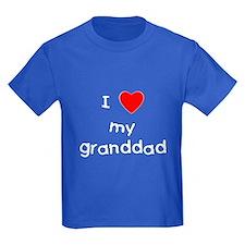 I love my granddad T