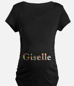Giselle Bright Flowers T-Shirt