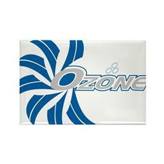 Ozone Rectangle Magnet (10 pack)
