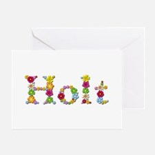 Holt Bright Flowers Greeting Card