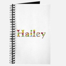 Hailey Bright Flowers Journal
