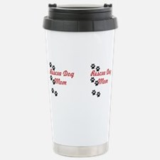 Cute My lovely pups Travel Mug