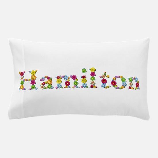 Hamilton Bright Flowers Pillow Case
