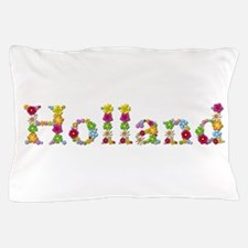 Holland Bright Flowers Pillow Case