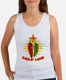 CHILE LOVE! Women's Tank Top