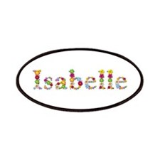 Isabelle Bright Flowers Patch