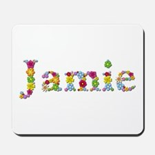 Jamie Bright Flowers Mousepad