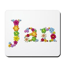 Jan Bright Flowers Mousepad
