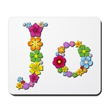 Jo Bright Flowers Mousepad